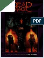 Mage - The Ascension (revised) - Dead Magic II - Secrets and Survivors.pdf