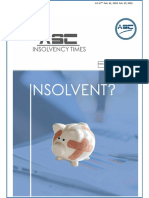 ASC Group India  Insolvency Times_vol 17 Magazine  | Finance | Legal | Taxation | Business | Firm | International Tax