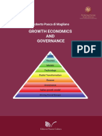 Roberto Pasca Di Magliano - Growth Economics and Governance