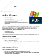 Activer Windows 5673 Lecqm2