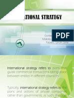 International Strategy Buspol