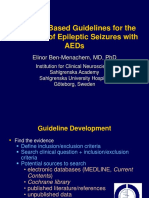Epileptic Seizure With AEDS