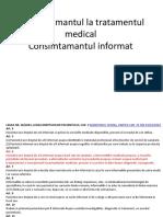 4. Bioetica - Consimtamant