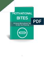 Motivation Bites
