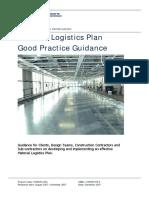 Waste Minimisation in Construction - Material Logistics Plan_299850749.pdf