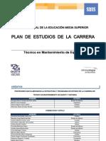 Plan de Estudios Técnico en Mantenimiento de Equipo y Sistemas.pdf