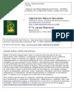 Artikel - Capitalism Nature Socialism Fck Jared Diamond.pdf