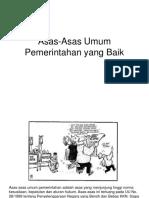 Asas-Asas Umum Pemerintahan yang Baik.ppt