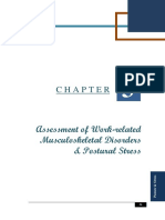 assessment of work related musculoskeletal disoreders and postural stress.pdf