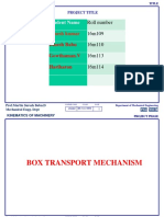 Box Transport Ppt