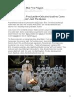 Islamichouseofisrael.com-Zoroastrianism the Five Prayers