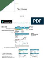 StockHunter - Stock Info
