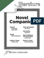 Novel Companion Britlit Se