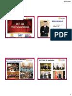 Bryan Cheong GST101-The Fundamental