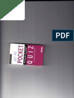 Pocket Quiz Deutsch Fur Auslander Grammatik 150 Fragen Und a (2)
