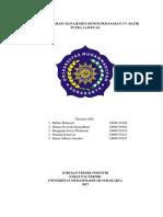 Sistem Informasi Manajemen Produksi Perusahaan Batik