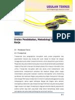 30012018 Pendekatan, Metodelogi DED Somber R.01