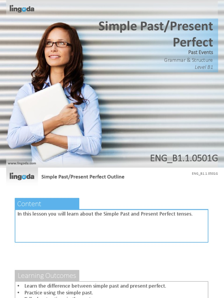ENG_B1 1 0501G-Simple-Past-Present-Perfect pdf   Perfect