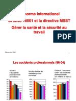 Safety OHSAS 18001