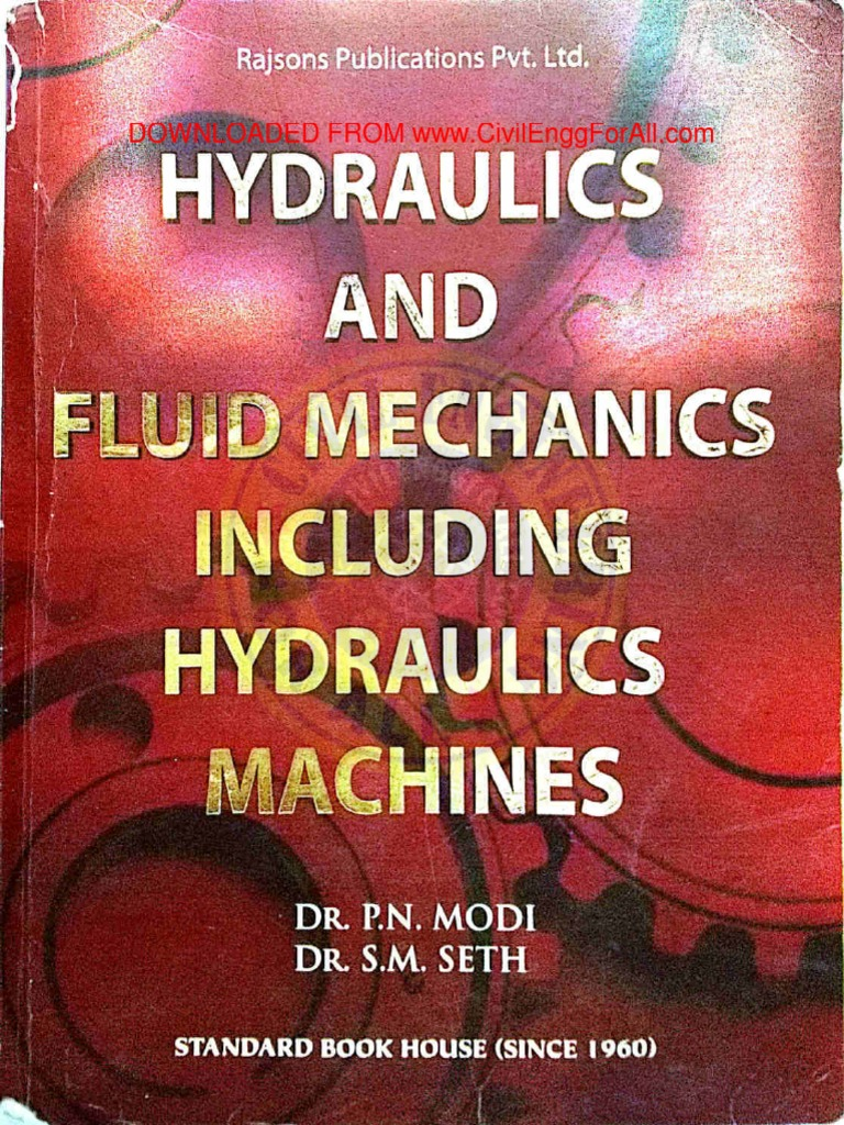 Modi Seth Fluid Mechanics Ebook
