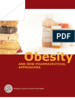Obesity and New Pharmaceutical Approaches