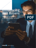 New Insights Into the b2b Buyer