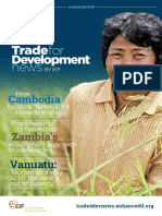 Trade for Development News Magazine - Launch Edition