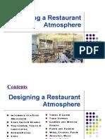Restaurantatomsphere
