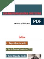 Kegawatdaruratan Obstetri(1)