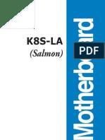 K8S LA Manual