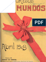 Por Esos Mundos (Madrid). 1-4-1903 Misterio Condesa Orczy