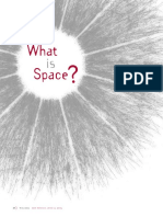 Physicsatmit 09 Whatisspace Wilczek