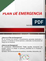 Plan Emergencia Ppt
