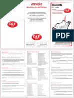 Manual Ensacadeira E5 E8