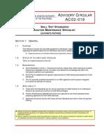 Ac 02-019 Sts Ams Avionics Rating 0 2013