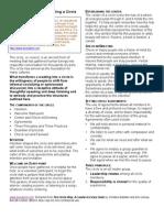 Peer Spirit Circle Guidelines 2010