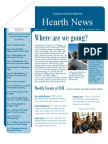 Fall Newsletter 2010.3