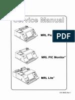 Welch Allyn Pic 30 Manual Servicio