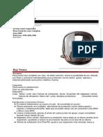 Respirador Cara Completa (6900-6800-6700)