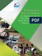Guía Para El Manual General Del Reglamento de Las Descargas y Reuso de Las Aguas Residuales