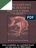 Applebaum (Encyclopedia of the Scientific Revolution Vol. 1800) (Garland)