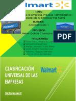 Clasificación Universal de Las Empresas