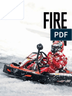 Fire on ice - Kimi Räikkönen