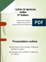 Overview CHRA 3rd Ed-Taklimat Pusat Pengajar
