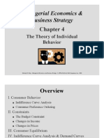Chap004 Indifference Curve Economics