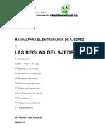 1 Manual Para El Entrenador.las Reglas Del Ajedrez