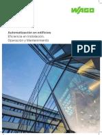 WAGO Automatizacion Edificios 1.2 ESP