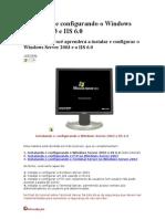Instalando e Configurando o Windows Server 2003 e IIS 6