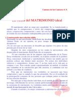 03 en Busca Del Matrimonio Idela