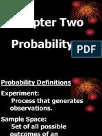 Ch2 Summary Prob